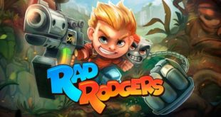 Rad Rodgers sfreccia su Xbox One e PlayStation 4