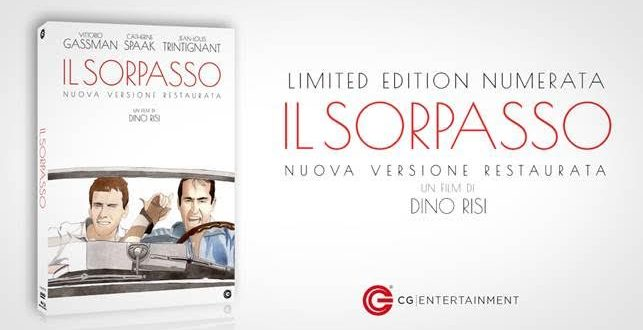 Il Sorpasso – Versione Restaurata in Esclusiva con CG Entertainment