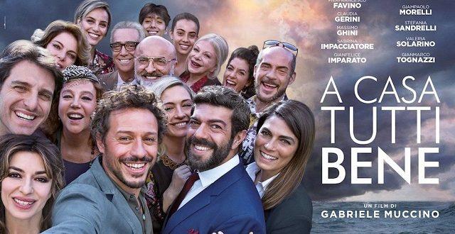 A Casa Tutti Bene – Gabriele Muccino torna a girare in Italia con un dramma familiare dall'impianto corale