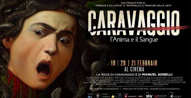 Caravaggio – L'anima e il Sangue – Arriva al cinema il nuovo film d'arte Sky e Nexo Digital