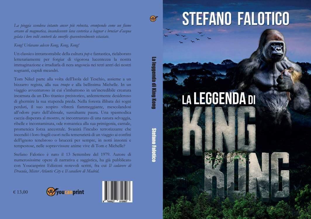 leggenda-di-king-kong-libro-stefano-falotico