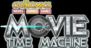 Movie Time Machine: Cinema, Home Video, Serie TV e molto altro a Cartoomics 2018