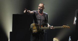 Sting in Concerto a Roma: 28 Luglio all'Auditorium Parco Della Musica (Cavea)