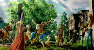 One Piece World Seeker – Nuovi  dettagli su Jail Island