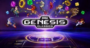 SEGA Mega Drive Classics – In arrivo su PS4 e XBOX One