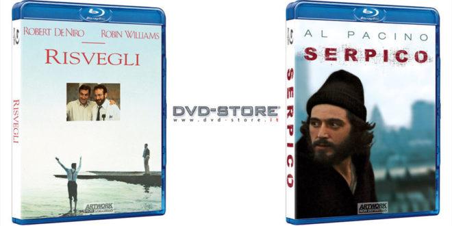 Serpico e Risvegli, il mercato Home Video italiano recupera due gemme grazie a DVD-Store (Recensione)