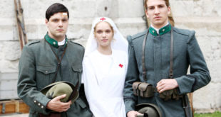 Il confine: una nuova miniserie tv Rai dedicata alla Grande Guerra con un ricco cast d'eccezione