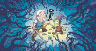 Disincanto: le prime immagini della nuova serie d'animazione di Matt Groening