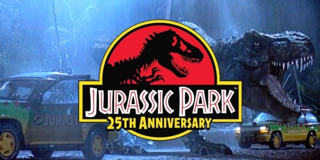 Jurassic 25° – L'intera Saga ora disponibile anche in 4K