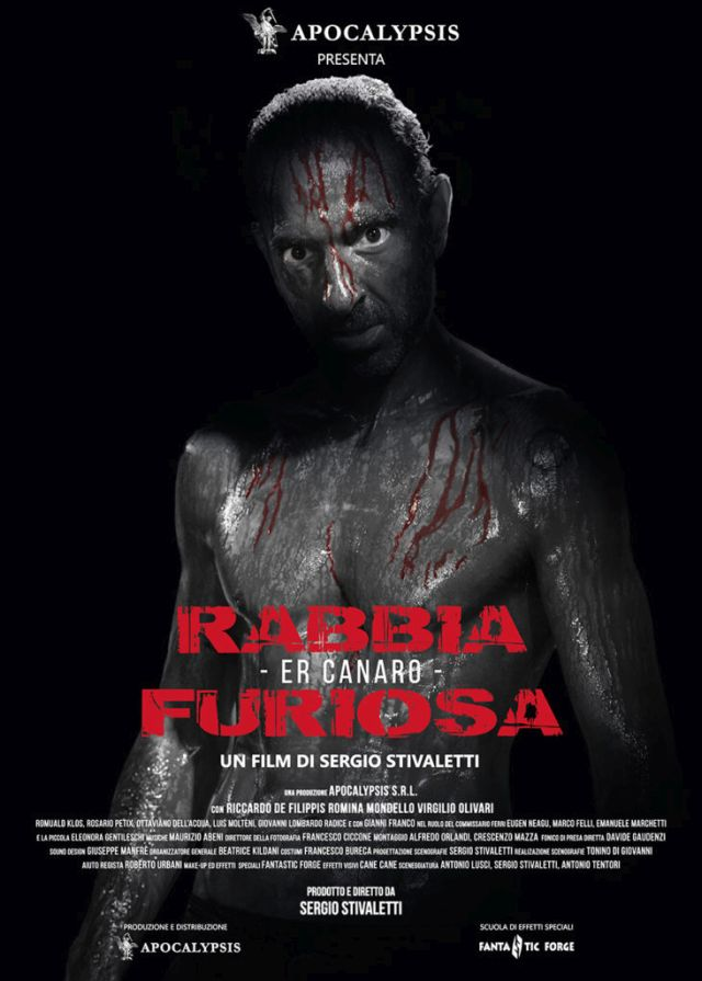 Rabbia Furiosa - Er Canaro, un film di Sergio Stivaletti