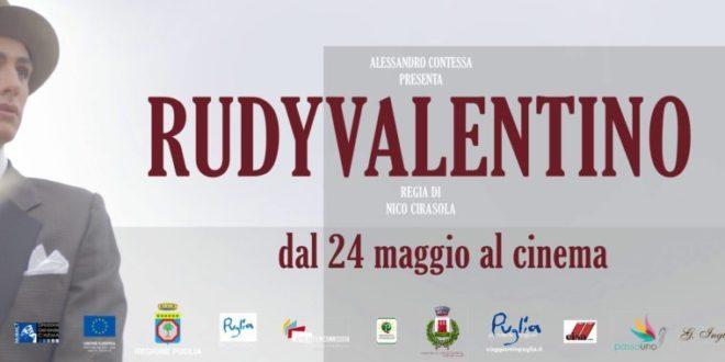 Rudy Valentino – Il ritratto dell'uomo dietro il divo arriva al cinema
