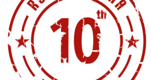 Rock in Roma_logo edizione #10