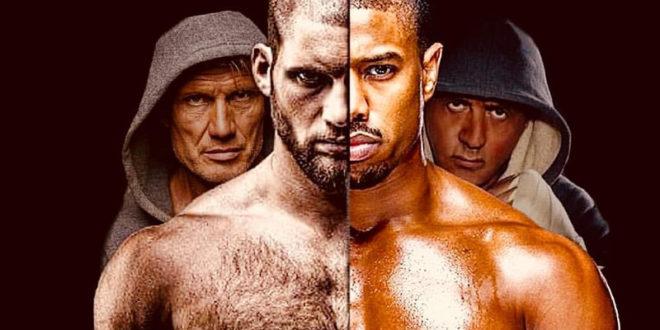 Creed II, il primo deludente trailer italiano con Sylvester Stallone, Michal B. Jordan e Dolph Lundgren (?)