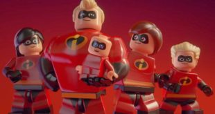 LEGO Disney Pixar Gli Incredibili – Disponibile, guarda il Trailer di lancio