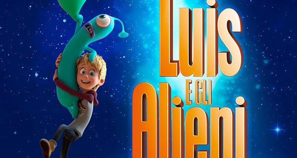 Luis e gli alieni – Il trailer del film al cinema con Koch Media dall'11 luglio