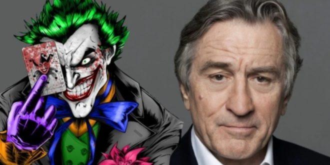 Robert De Niro nel Joker con Joaquin Phoenix?