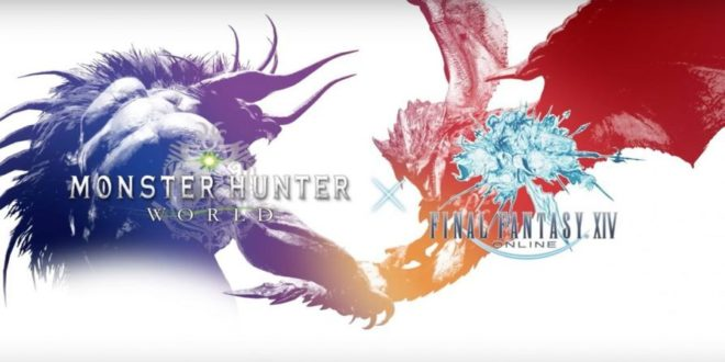 FF-xiv-monster-hunter-world-agosto-copertina