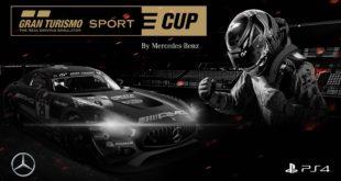 GT Sport E-Cup by Mercedes – Il primo torneo di e-Sport targato Gran Turismo