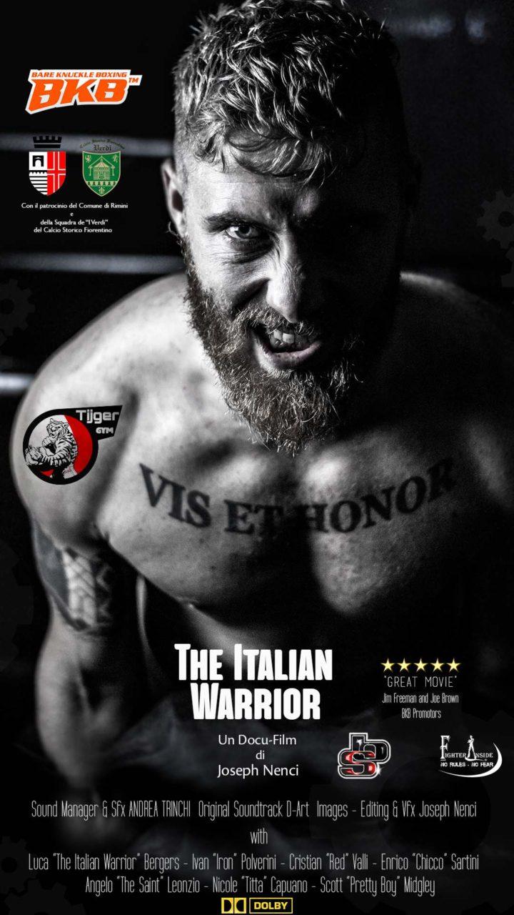 Locandina The Italian Warrior