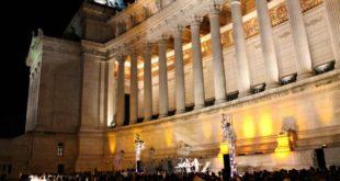 """ARTCITY 2018: Vittoriano – Inaugurazione della mostra """"Eternal City"""""""
