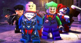 LEGO DC Super-Villains – Online il trailer del Comic-Con