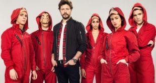 Netflix annuncia un accordo globale esclusivo con Álex Pina, la mente de La Casa di carta