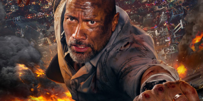 Skyscraper – Recensione del nuovo e vertiginoso action movie con The Rock