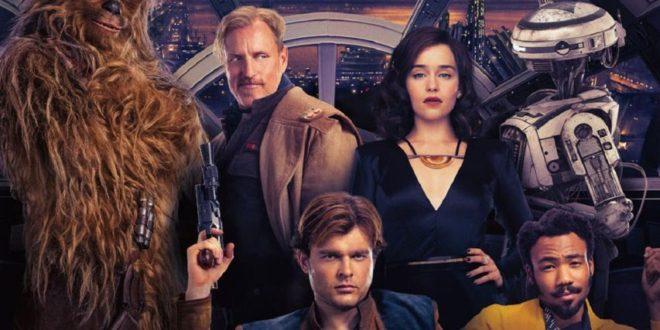 Solo: A Star Wars Story – In DVD e Blu-Ray Disc dal 26 Settembre
