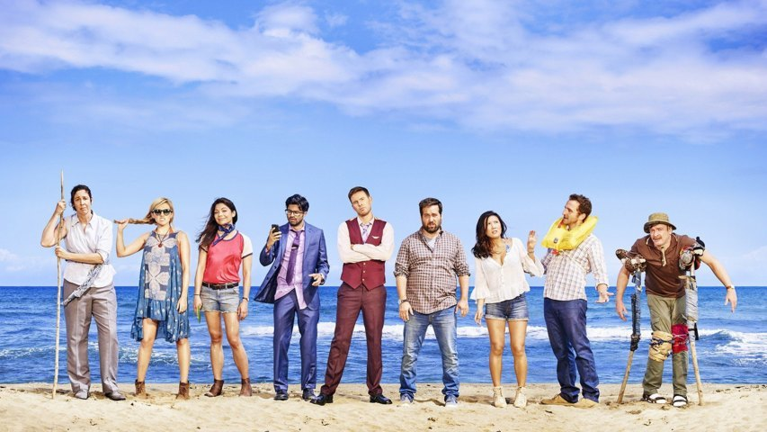 Wrecked-serie-tv