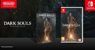 Dark Souls: Remastered – Disponibile dal 19 Ottobre su Nintendo Switch