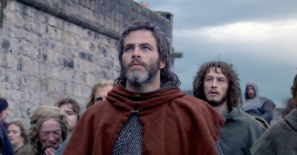 Outlaw King il trailer del film di David Mackenzie con Chris Pine