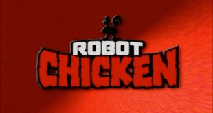 Robot Chicken copertina