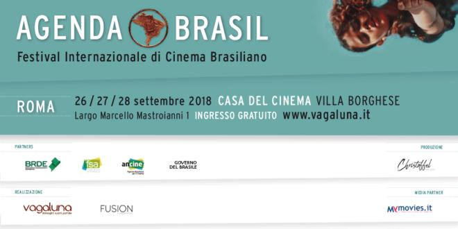 AGENDA BRASIL – Il Festival Internazionale del Cinema Brasiliano a Roma