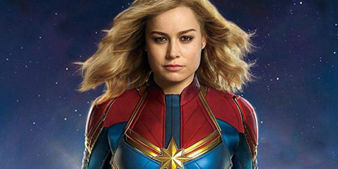 Captain Marvel – Online il primo trailer italiano