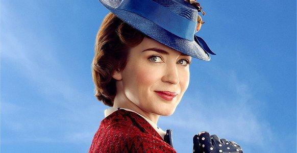 Il Ritorno di Mary Poppins – Il Nuovo Trailer in Italiano dell'attesissimo film Disney di Natale