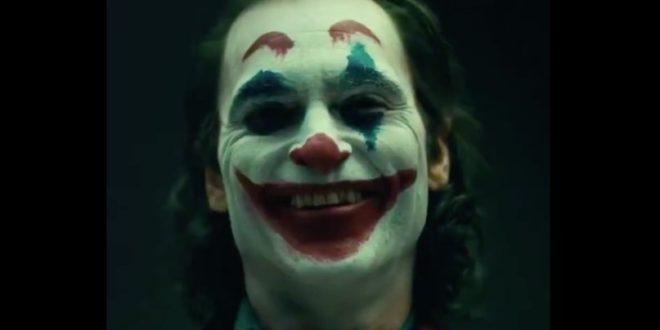 Joaquin Phoenix si trasforma nel Joker nel primo camera test