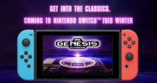 Sega Mega Drive Classics – In Arrivo su Nintendo Switch