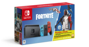 Nintendo Switch in Bundle con Fortnite dal 5 ottobre