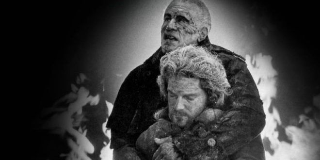 Racconti di Cinema – Frankenstein di Mary Shelley di e con Kenneth Branagh e Robert De Niro