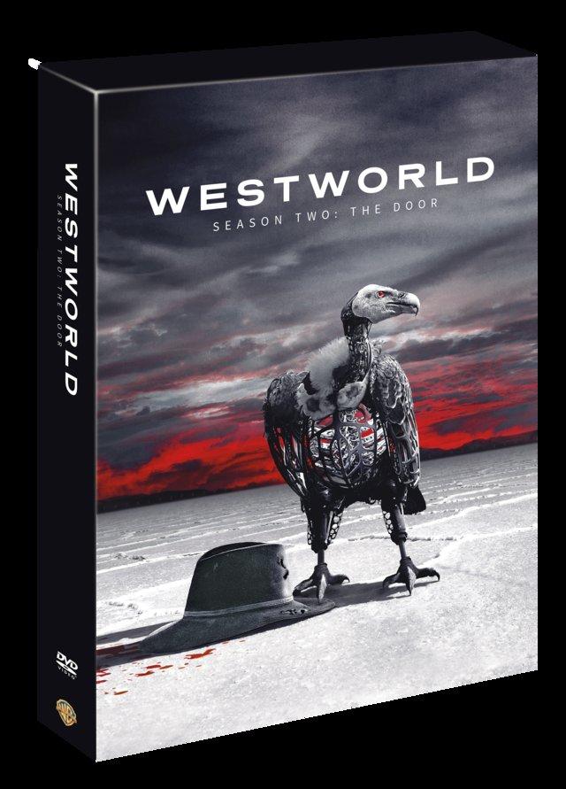 westworld s2 3d dvd
