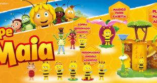 L'Ape Maia protagonista delle campagne promozionali di Giochi Preziosi