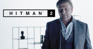 Hitman 2 – Sean Bean sarà protagonista della prima missione Bersaglio Elusivo