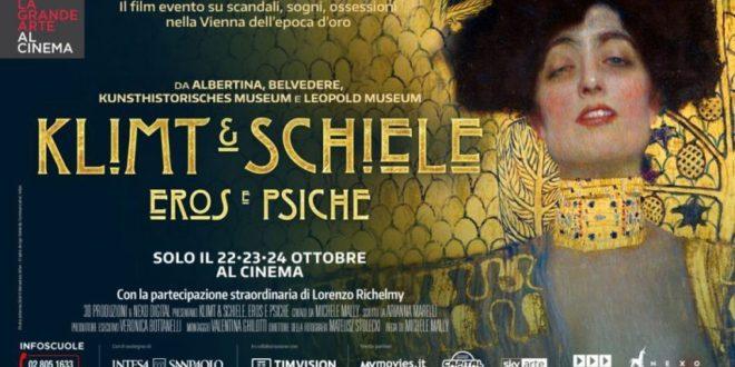 Klimt e Schiele Eros e Psiche – Le due personalità pittoriche più importanti dell'inizio secolo viennese in un doppio sogno artistico