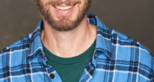 Chris Williams Headshot - photo by Stephanie Girard