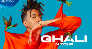 Ghali in Tour 2018: disponibile su PlayStation4 in live streaming