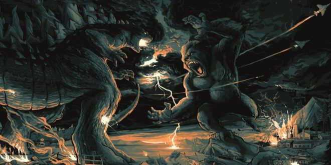 Godzilla vs. Kong – Sono Iniziate le riprese del film