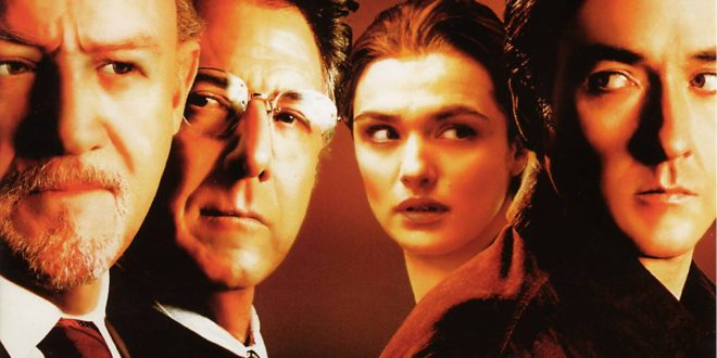 Racconti di Cinema – La giuria di Gary Fleder con John Cusack, Gene Hackman, John Cusack e Rachel Weisz