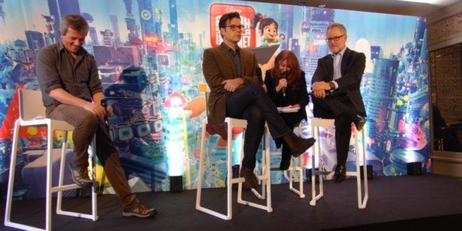 Ralph Spacca Internet – Incontro con i registi e le voci italiane del film