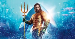 Aquaman copertina