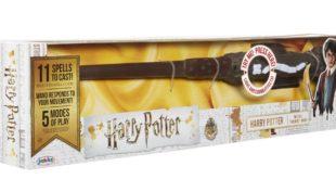 Una magica lezione con le bacchette di Harry Potter presso i Mondadori Store